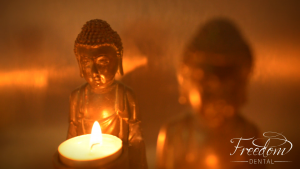 Buddha Candles