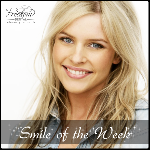 Smile of week